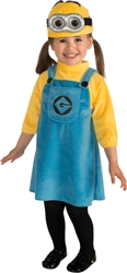 Despicable Me Minion Infant Girl Costume