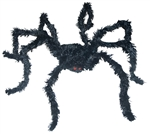 Light Up Long Haired Spider - Small