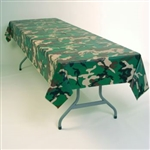 Camouflage Tablecover - All Over Print