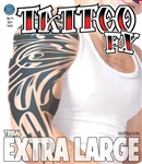 Tribal Extra Large Tattoos