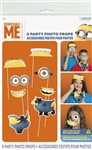 Despicable Me Minions Photo Booth Props
