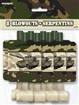 Military Camoflauge Blowouts