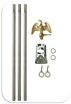 Us Flag Kit Polycotton