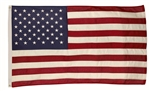 3' X 5' Cotton U.S. Flag