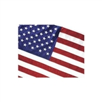 4' X 6' Cotton U.S. Flag