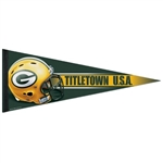 Green Bay Packers Premium Pennant