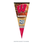 University Of Wisconsin - NCAA Final Four Premium Pennant