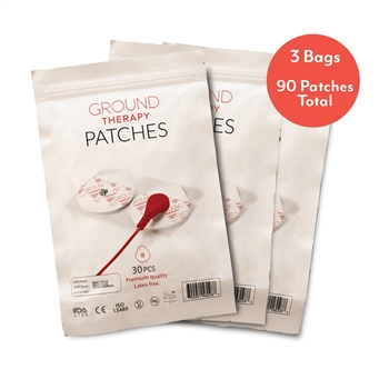 Earthing - Replacement Patches - 50
