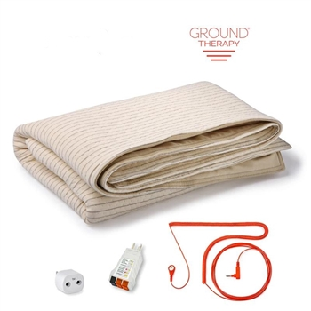 Ground Therapy Throw Kit