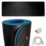 Earthing Yoga and Fitness Mat Kit