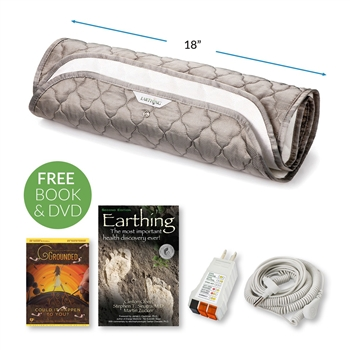 Earthing Silver Plush Pad Kit