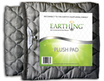 Earthing Silver Plush Pad Replacement