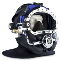 Kirby Morgan KMB Bandmask 28B Full Face Diving Mask