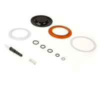 Genuine Kirby Morgan Regulator Rebuild Kit Compatible With KM 47 & KM 77 Diving Helmets