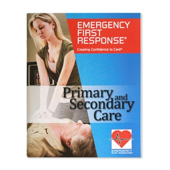emergency first response participant manual pdf