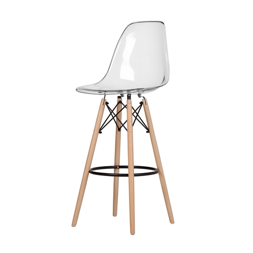 Charles Eames Style DSW Bar Stool