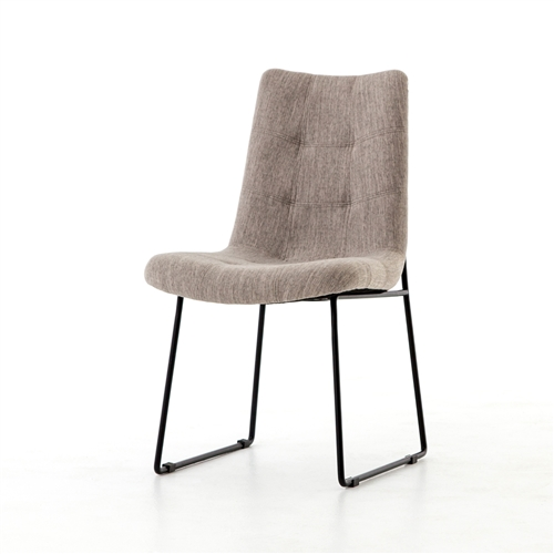 Camile Dining Chair in Savile Flannel