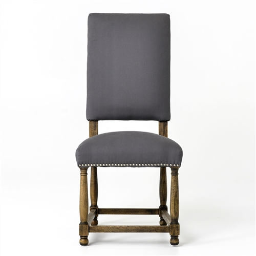 Ashford Connor Dining Chair - Grey Linen