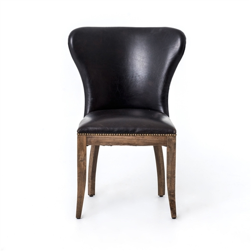 Carnegie Richmond Dining Chair - Old Saddle Black