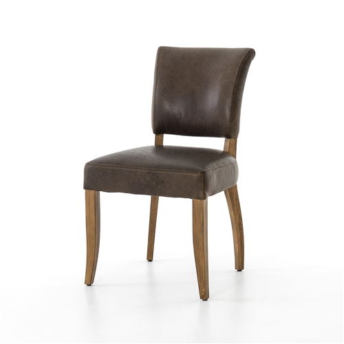 Carnegie Mimi Dining Chair-Pampus Charcoal