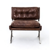 Carnegie Heathrow Lounge Chair-Cigar