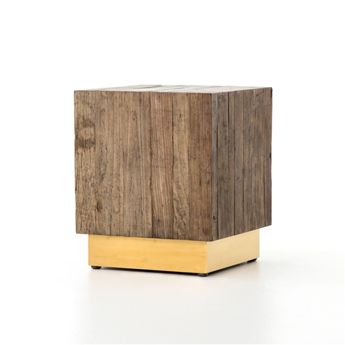 Hughes Hana End Table