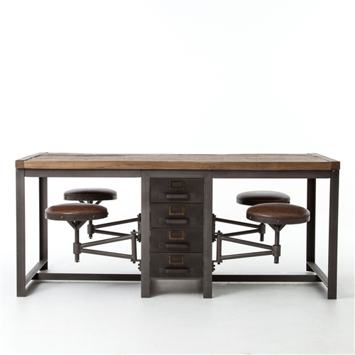 Hughes Rupert Work Table