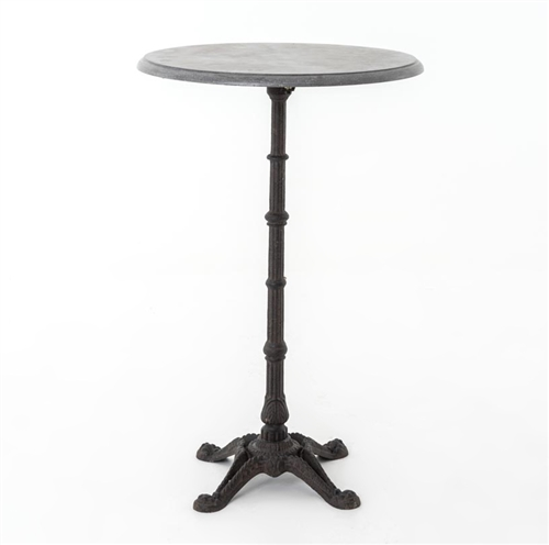 Four Hands Hughes Bluestone Bar Table
