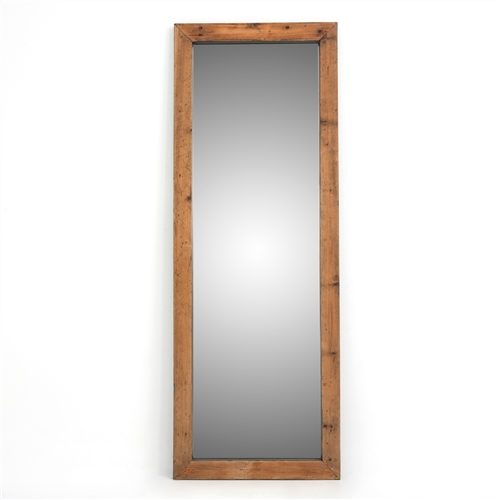 Irondale Ivy Floor Mirror