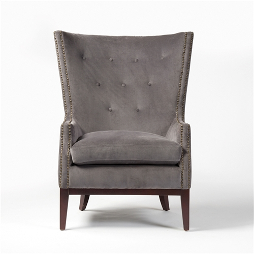 Kensington Lillian Occasional Chair-Grey