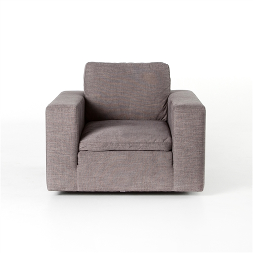 Kensington Plume Swivel Chair