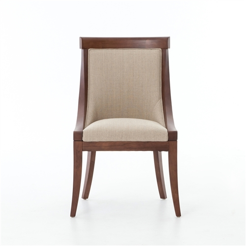 Metro Florence Dining Chair-Hyde Clay