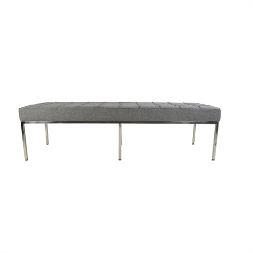Florence Knoll 3 Seater Bench