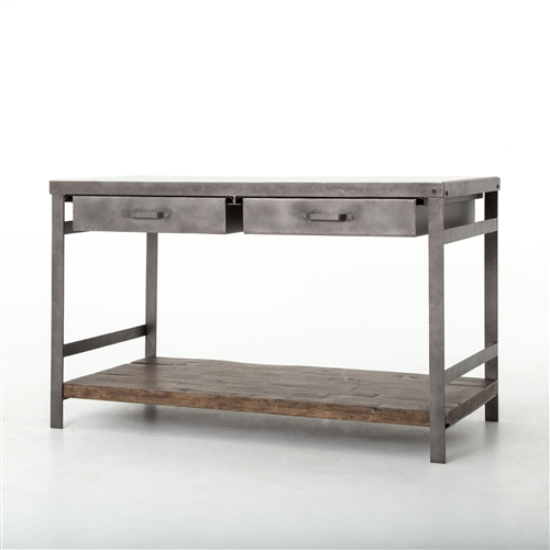 Harmon Elliott Kitchen Island