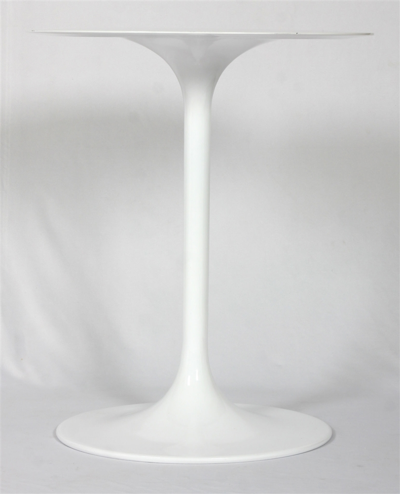 Marlow Tulip Side Table White