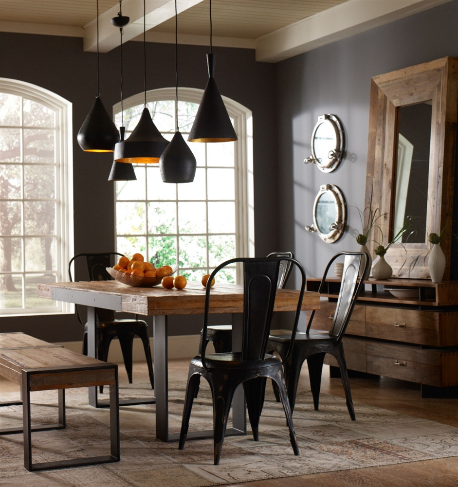 Rockwell Bistro Dining ChairCarbon Black The Khazana Home Austin – Bistro Dining Chair