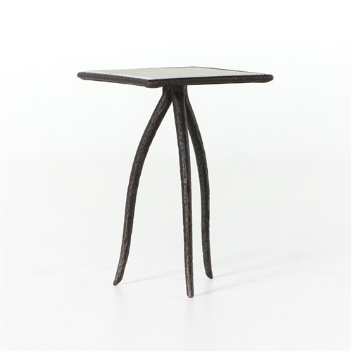 Theory Slash Square Side Table