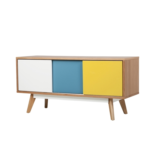 Tate Multi Color Media Console