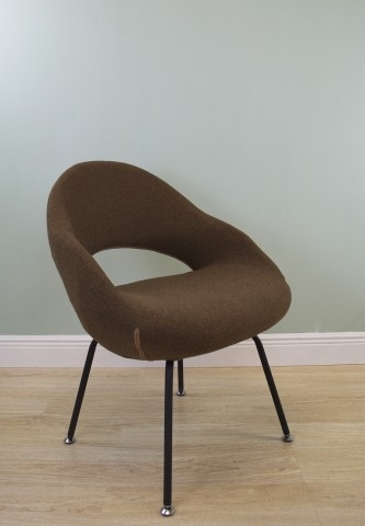 Saarinen Occasional Chair - Brown