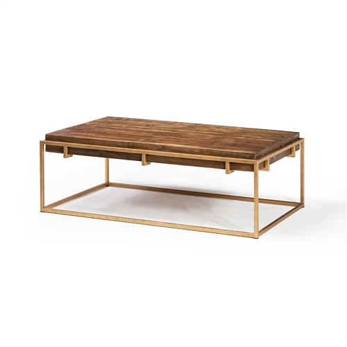 Keira Reclaimed Pine Coffee Table