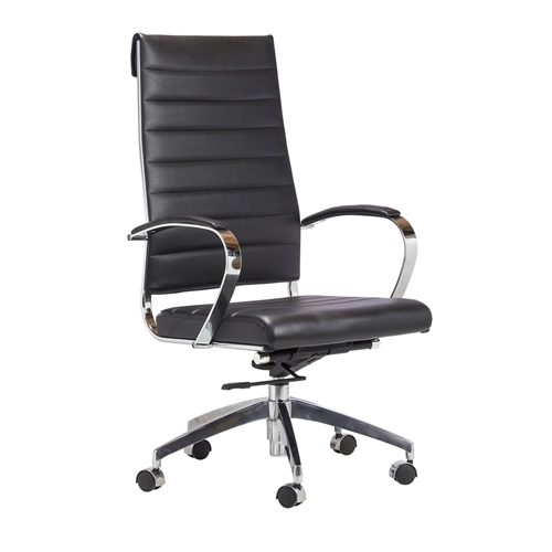 Eames Style Management Chair in Brown