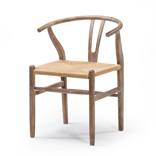 Wishbone Side Chair - Distressed
