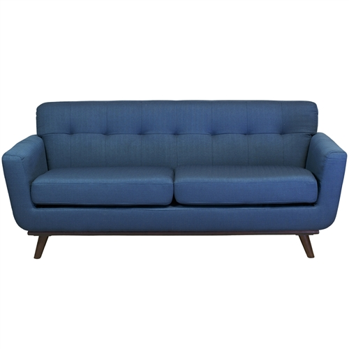 Tiffany 3 Seater Sofa in Blue