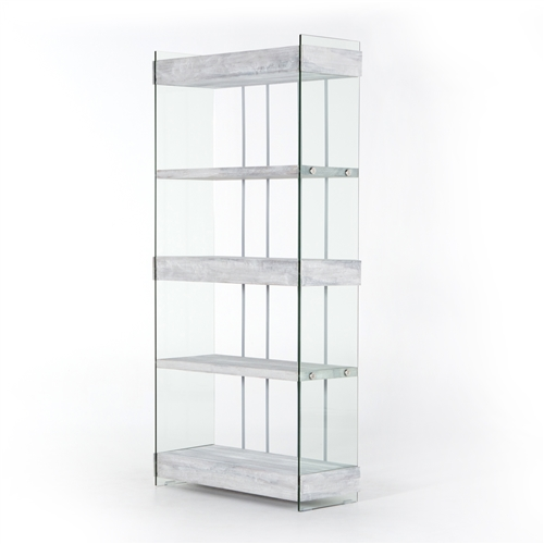 Soho Kenmare Bookshelf, Wide