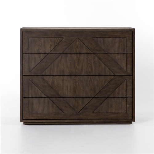 Abetone 4 Drawer Chest