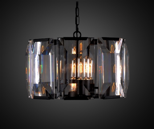 Harlow Chandelier with 4 Bulbs