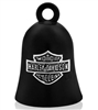 BLACK HD RIDE BELL B&S