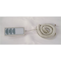 Facial Bed Electrical Component-Lucent Hand Remote