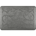 "Designer Station - 3/4"" Anti-Fatigue Mat - Flecked Stained & Decorative Dye-Washed Bella"