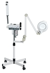 B & S Steamer With High Frequency & Magnifying Lamp